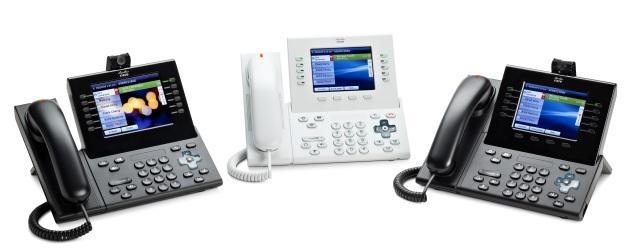 CISCO VoIP Bildtelefon